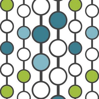 pattern through shape